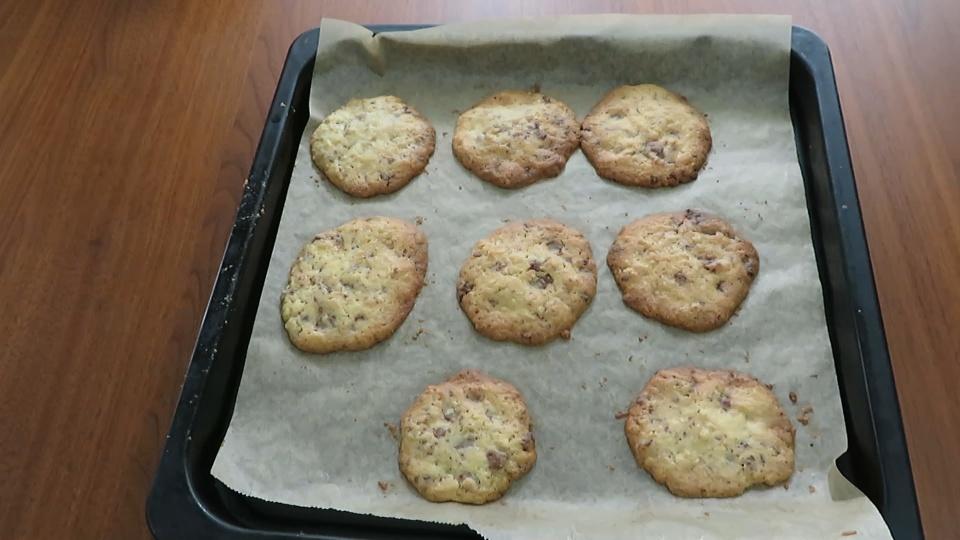 セリアのカントリークッキーミックスの作り方