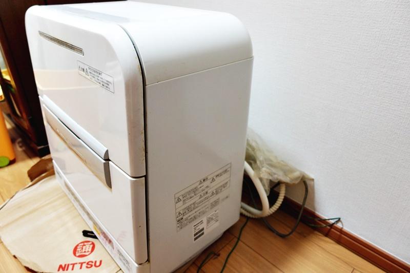 Panasonic パナソニック食器洗い乾燥機 NP-TM8