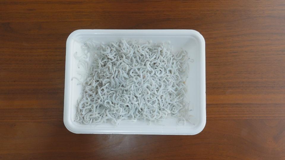 しらすの冷蔵・冷凍・解凍方法