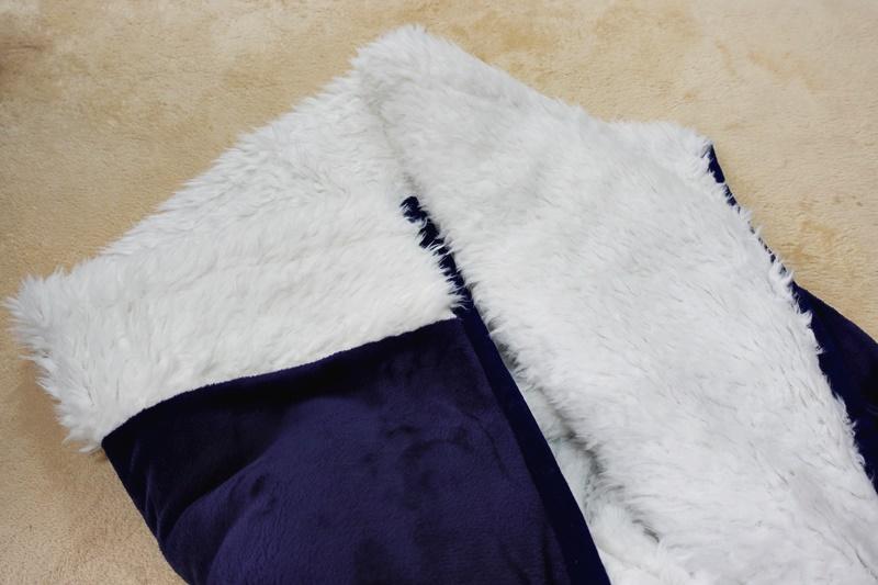 とろふわ毛布と敷きパッドセット
