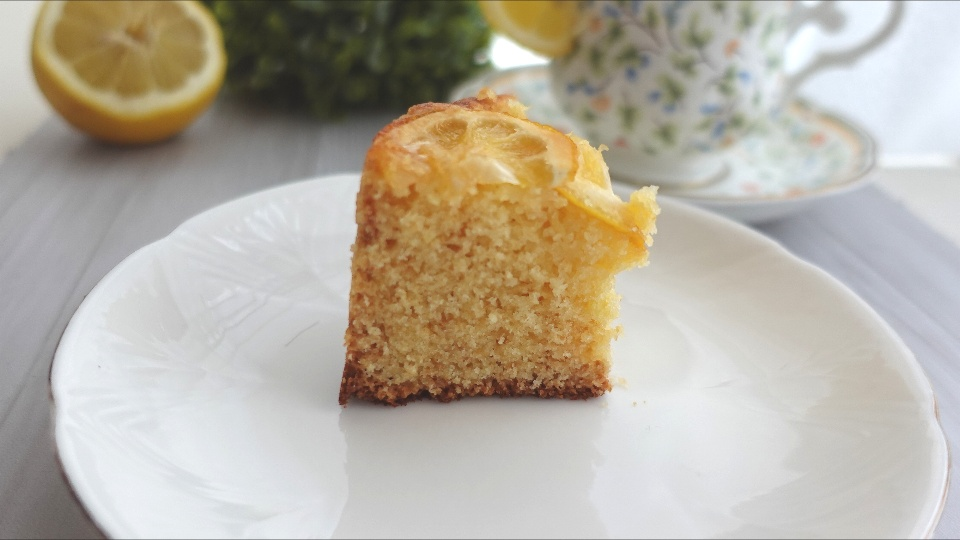 志麻さんのレモンケーキのレシピ。ホットケーキミックスで簡単!
